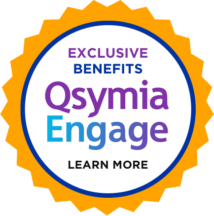 Start saving with Qsymia Engage. Register Today!